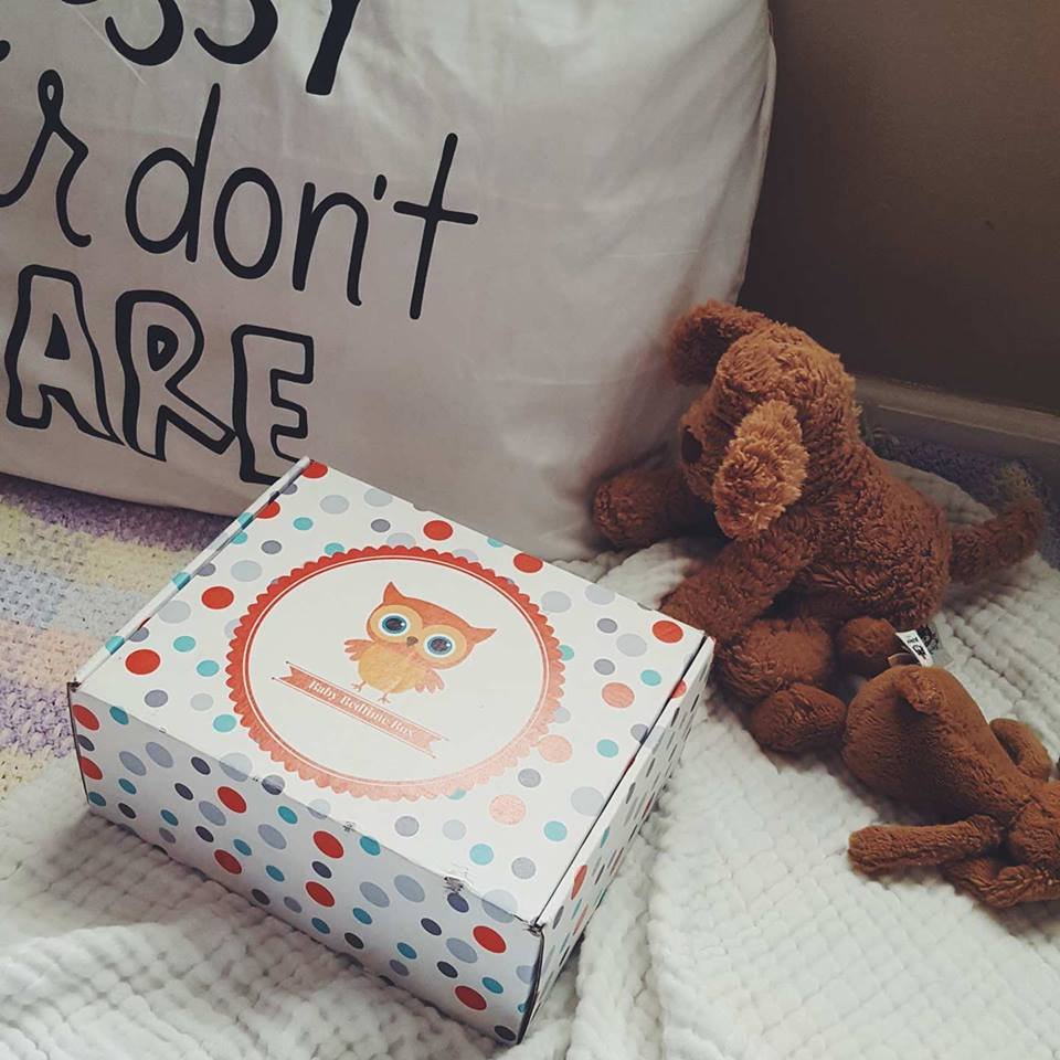 baby bedtime box toddlers subscription nighttime
