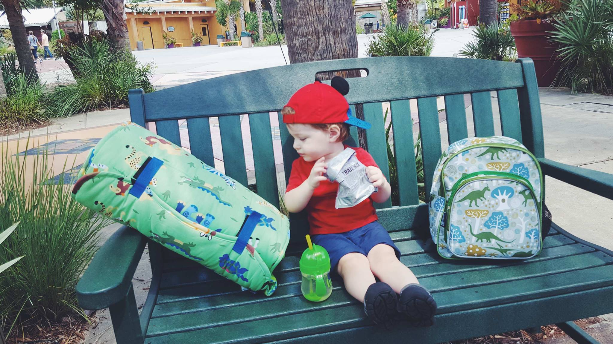 nap mat-backpack-preschool ready-toddler gear-
