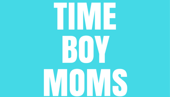 Advice to a First Time Boy Mom