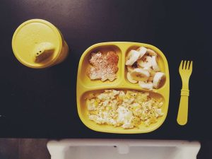 toddler breakfast inspiration-food for kids