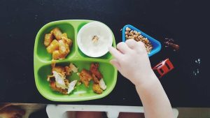 toddler lunch-frozen food aisle