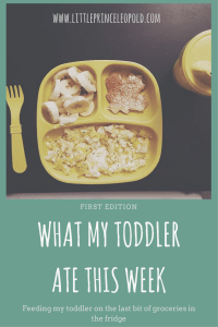 toddlers eat healthy