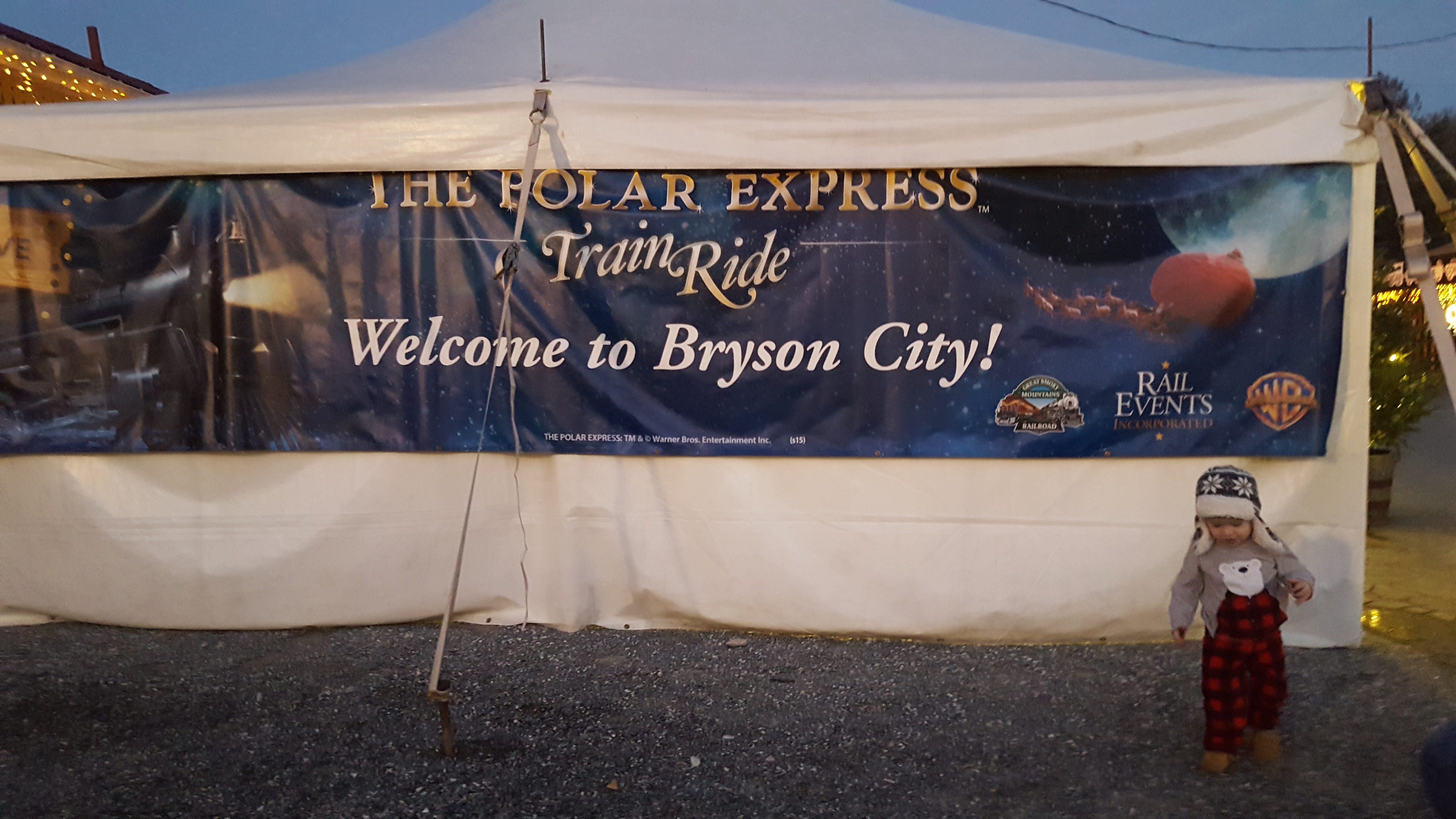 polar express-bryson city-train ride-christmas traditions