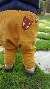 modernrascals-fox pants-foxes-toddler clothes-