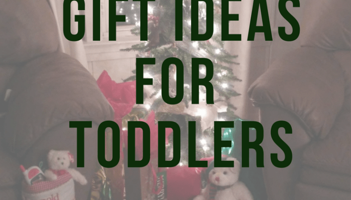 Unique Christmas Gift Ideas for Toddlers