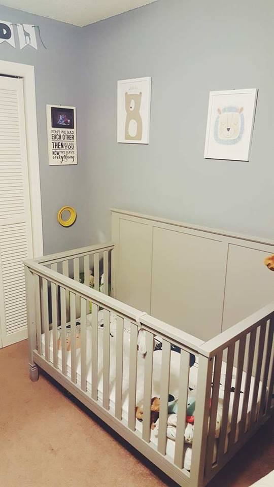 bedroom update-toddler room-baby gear