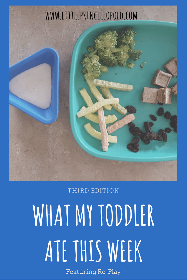 replay-third edition-before and after-toddler meals