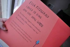 childrens books-kids literature-ella fitzgerald-black history month-womens history month-book reviews