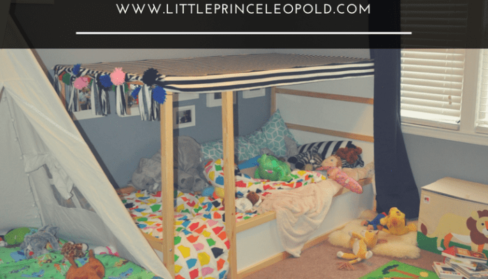 The Big Move (To A Toddler Bed)