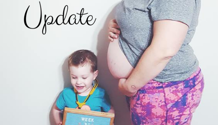 Baby Number 2: 31 Week Update