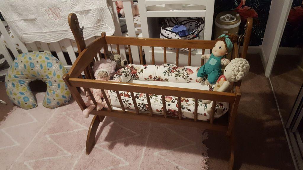 co sleeping-dock a tot-cradle
