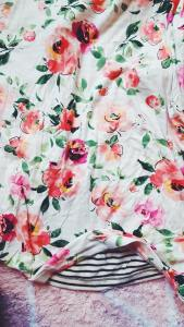 milkmaid-nursing cover-floral print-carseat canopy