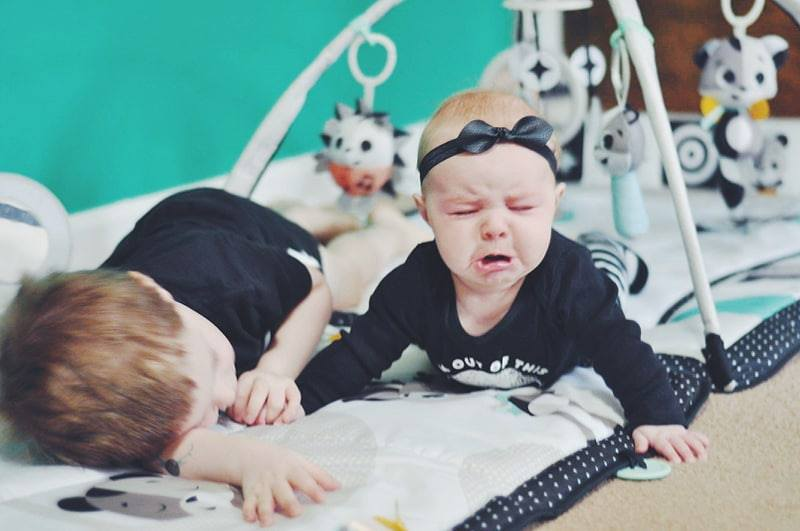 tiny love- activity mat- play mat- baby mat- toys