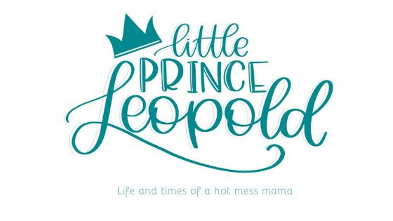 mom blog-little prince leopold-motherhood blogger