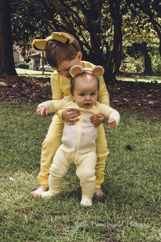 simba and nala lion king costume easy diy