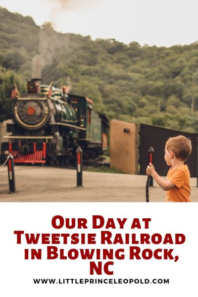 tweetsie railroad in blowing rock north carolina