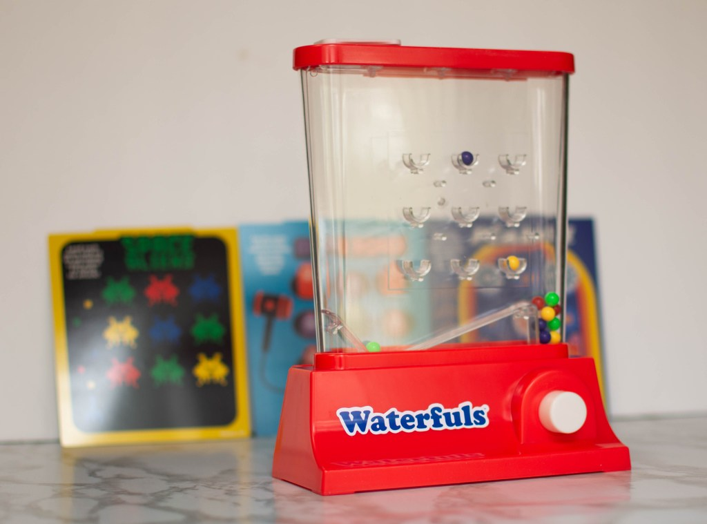 waterfuls retro game gift guide