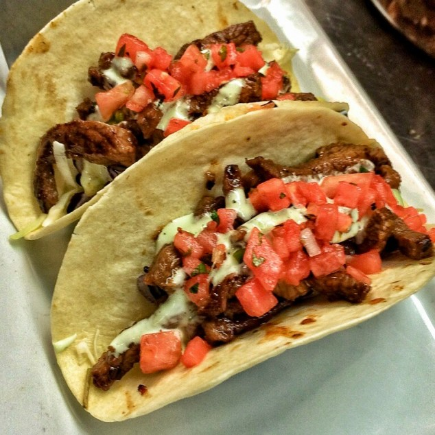 little pub short rib tacos