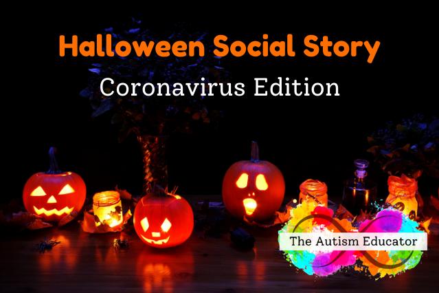 Coronavirus and Halloween