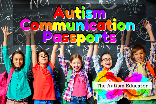 Autism Communication Passport