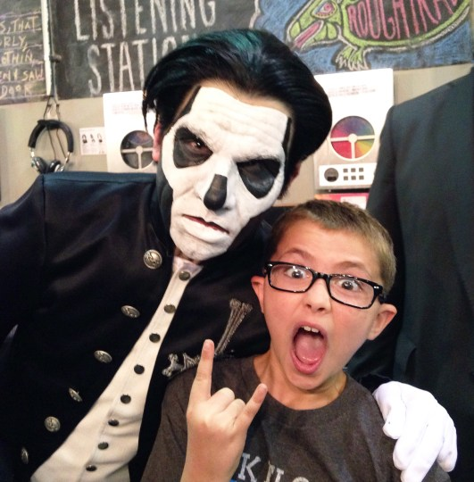 elliott and papa III