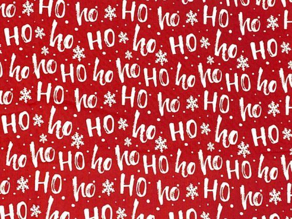 Ho Ho Ho Red