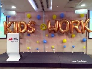 balloonist singapore