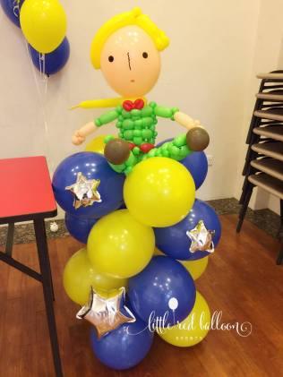 globe birthday party singapore 3