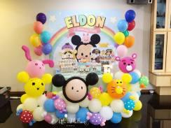 tsum tsum balloon decoration singapore