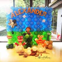 dinosaurs-balloon-decoration-for-birthday-party-singapore