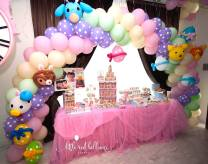 tsum-tsum-balloon-arch-singapore