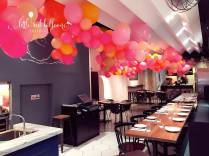 Ceiling Balloon Decor 6