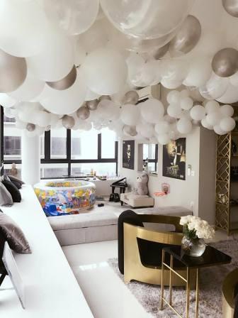 Sonya Ceiling Balloon Decor 4