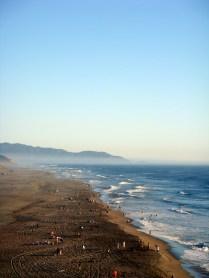 Ocean Beach - This view took my breath away. San Francisco, California.