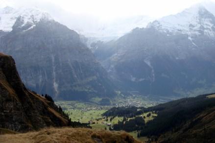 I LOVE SWITZERLAND. (Grindelwald, Switzerland)