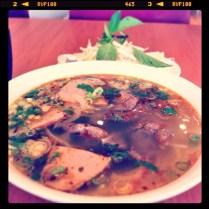 Bun Bo Hue - Steveston Village Vietnamese Restaurant