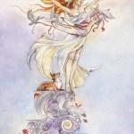 The Fool tarot card - Shadowscapes Tarot Stephanie Piu-Mun Law