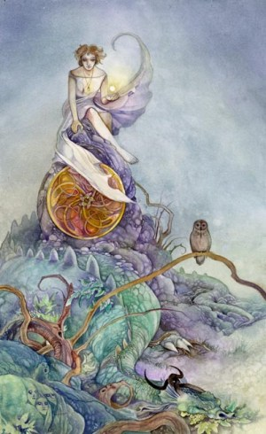 Page_of_Pentacles_Shadowscapes_Tarot