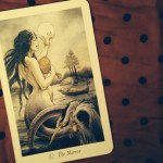 The Mirror Wildwood Tarot Card