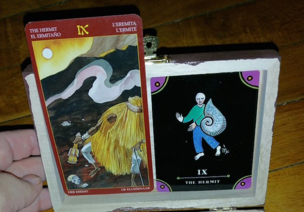 Afro Brazilian and Complete Tarot Kit