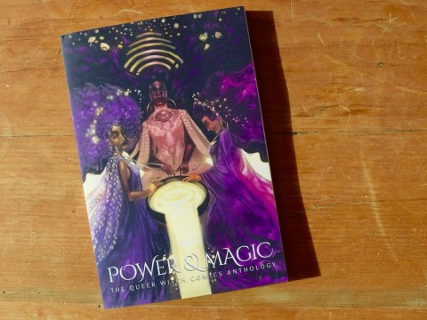 Power & Magic Anthology 0182