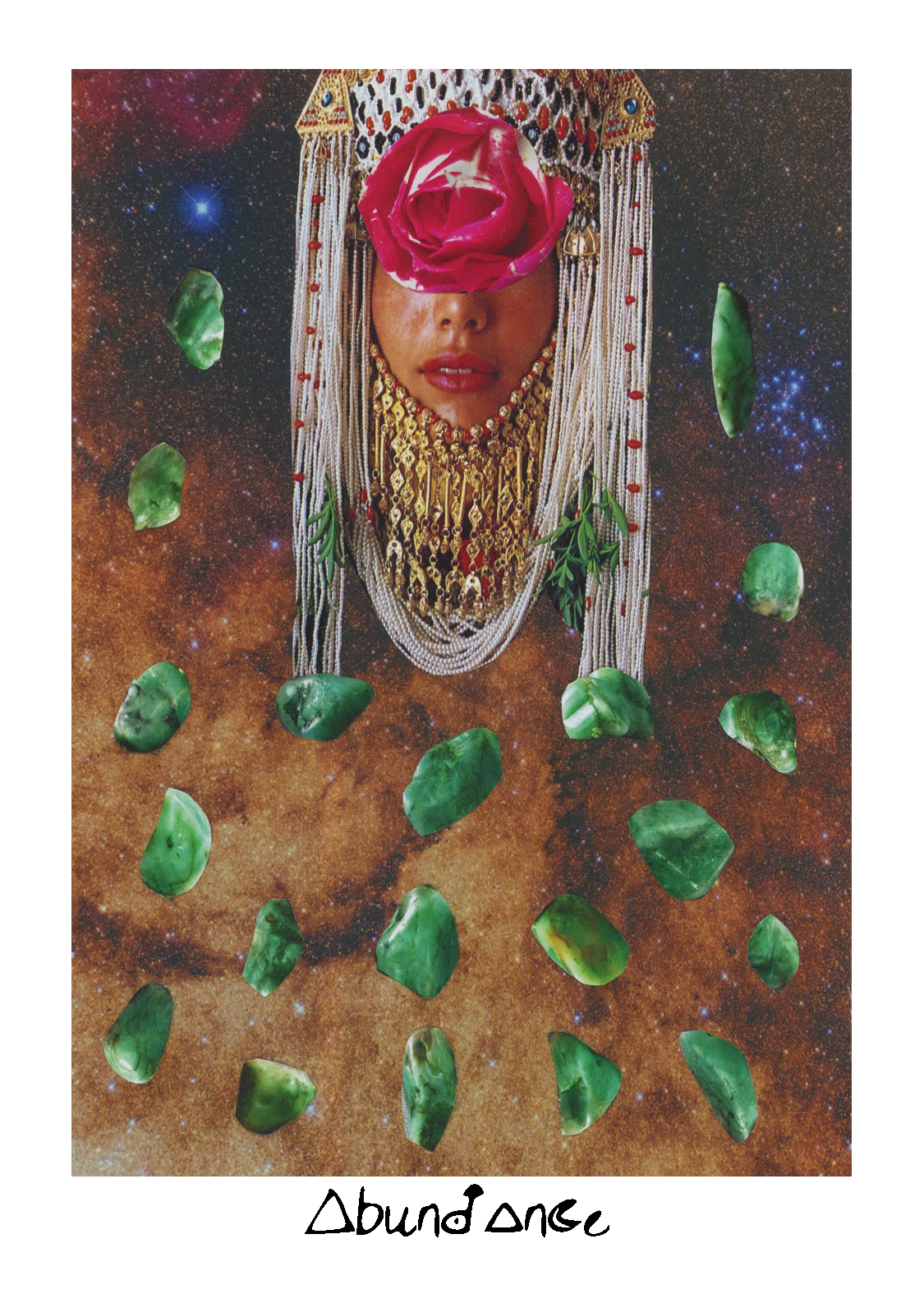 Vision of the Muse Oracle Deck 1