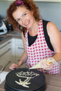 Pancake Art - Christine Sinnwell-Backes