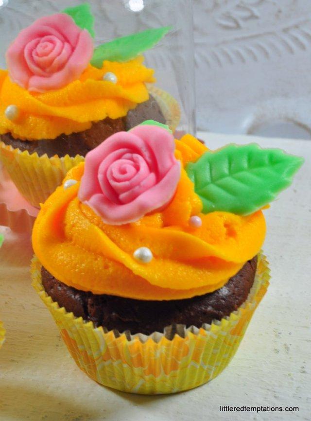 Belles Cupcake