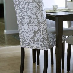 Parson Chairs Cheap Vernon Panton Chair 20 Fabulous Diy Dining Makeovers - Little Red Window