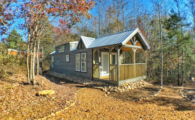 Little River Escape A Tiny House Community In The
