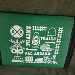 Tennessee Railroad Wallet