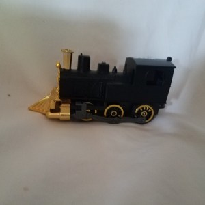 Die Cast Metal Train Locomotive