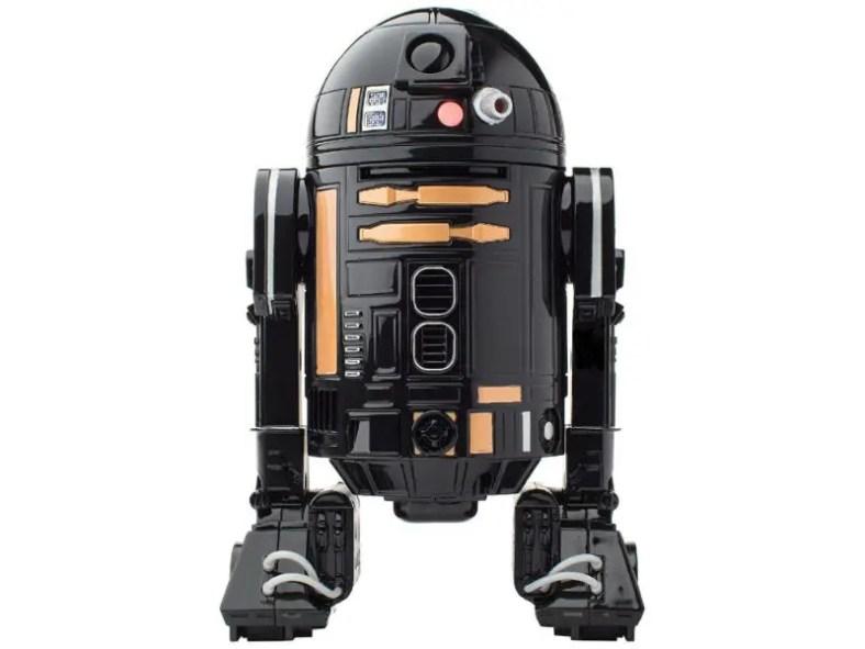 Evil R2 remote control robot