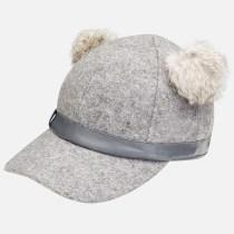 Șapcă pompoane fetiță Mayoral